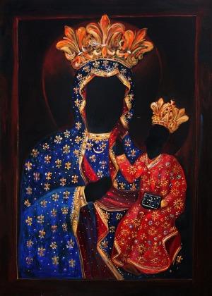 Adam Rokowski, Sukienki Matki Boskiej VIII