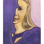 Jolanta Kitowska, Maski Fiolet, 2020
