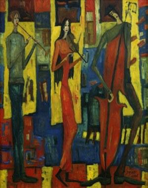 Barbara Bakalarska, Trio, 2006