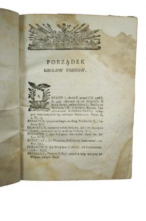 TACYT - Dzieła wszystkie, tom II, Warszawa 1773, j. polski