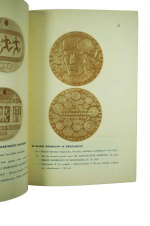 [MENNICA PAŃSTWOWA] Katalog medali wybitych w Mennicy Państwowej w Warszawie w roku 1971