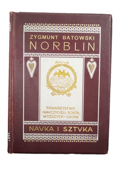BATOWSKI Zygmunt - Norblin, Lwów 1911