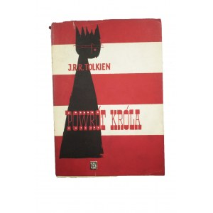 TOLKIEN J.R.R. - Powrót króla, 1963r. pierwsze polskie wydanie