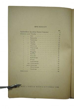 [MIKOŁAJCZYK] Przyczyny ucieczki Mikołajczyka Zatajony dokument, rewelacyjne zeznania, 1947r.