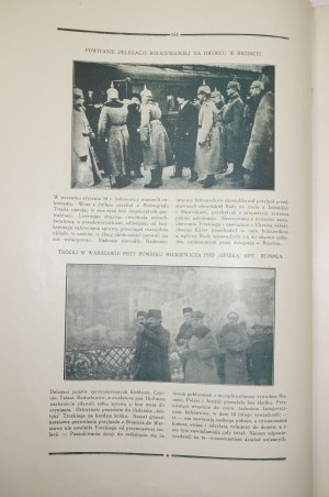 Polska w latach wojny światowej w kraju i na obczyźnie , Warszawa 1930r.