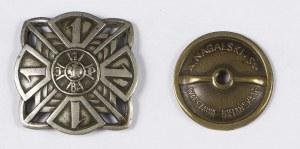 1 Pułk Piechoty legionów