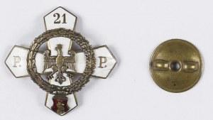 21 Pułk Piechoty oficerska