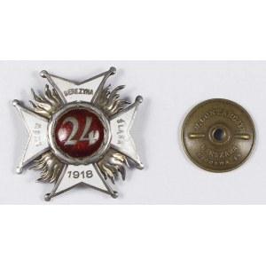 24 Pułk Piechoty oficerska