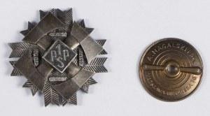 Odznaka pamiątkowa I Pułk Strzelców Podhalańskich