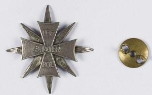 3 Pułk Piechoty Legionów wzór 1 tzw. Krzyż Honorowy