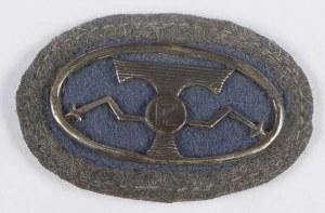 Legiony Polskie odznaka Oddziału Telegraficznego Legionów Polskich