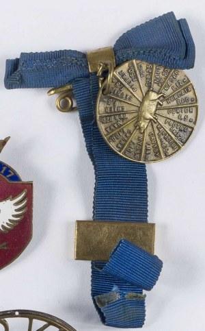 Medal antyspekulacyjny - Warszawa 1918