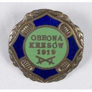 Znaczek pamiątkowy Obrona Kresów 1919