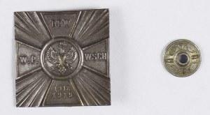 Odznaka pamiątkowa Dowództwo Wojska Polskiego Wschód