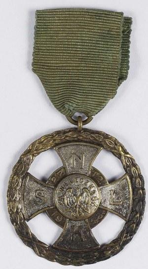 Odznaka Naczelnej Komendy Straży Ludowej Pamiątkowy Krzyż