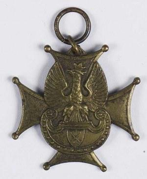 Krzyż pamiątkowy Armii Ochotniczej - Kawaleria