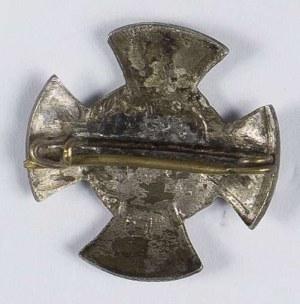 Odznaka Związek Towarzystw Uczestników Powstania Wielkopolskiego 1920