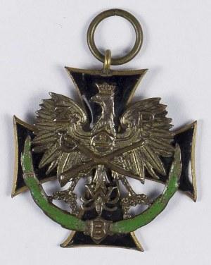Odznaka Generalny Związek Towarzystwa Powstańców i Wojaków Ziem Zachodnich