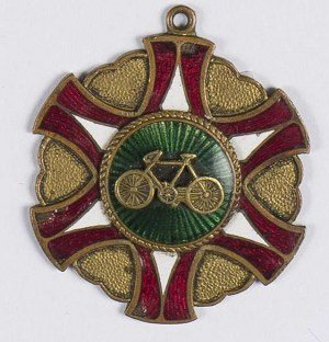 Medal nagrodowy - rowerowy/kolarski