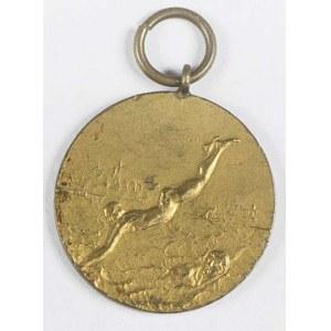 Medalik nagrodowy strzelecki KOZIENICE