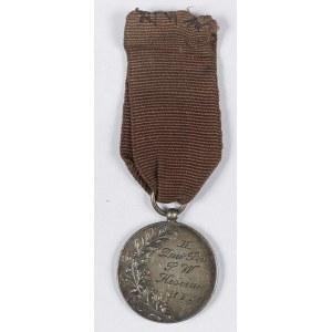 Medalik nagrodowy strzelecki - Kościan