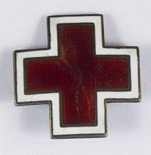 Odznaka Polski Czerwony Krzyż PCK