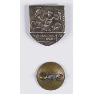 Odznaka Polacy na IX olimpiadę 1928