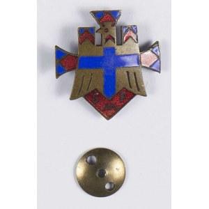 Odznaka Stowarzyszenie Młodzieży Polskiej
