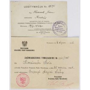 Odznaka Federacja Polskich Związków Obrońców Ojczyzny