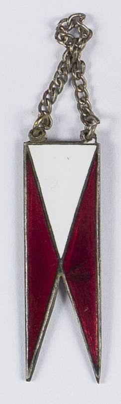 Proporczyk 7 Pułku Ułanów Lubelskich