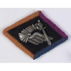 Oznaka specjalna na beret 7 Pułk Pancerny