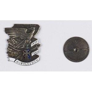 Odznaka pamiątkowa Hubalczycy 1939-1940