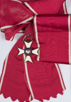 Krzyż Wielki Orderu Odrodzenia Polski I klasa