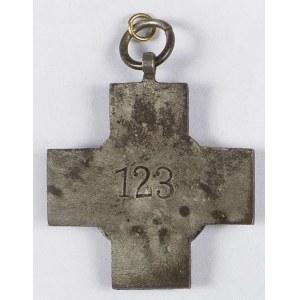 Krzyż Siedemdziesięciolecie Powstania Styczniowego - 1933