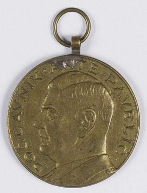 Brązowy Medal Za Hrabrost 1941