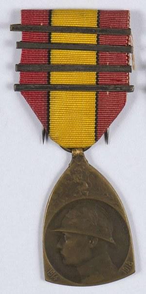 Medal pamiątkowy za wojnę 1914-1918