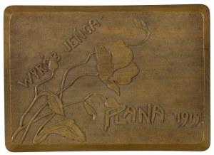 Kasetka z drewna bukowego w kształcie książki