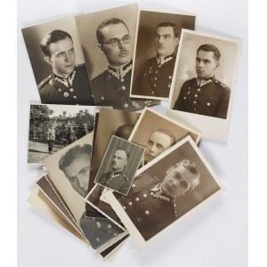 Zestaw fotografii portretowych