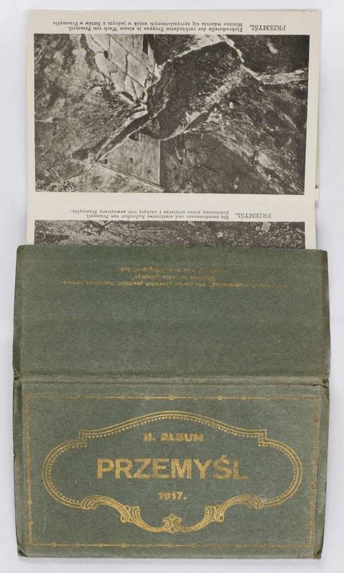II Album Przemyśl 1917