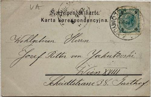 Pocztówka z Kołomyi