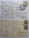 Zestaw 4 kolorowych pocztówek z Truskawca