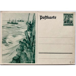Zestaw 3 kart pocztowych