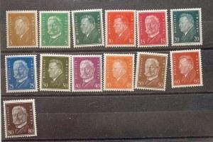 Seria znaczków z roku 1928