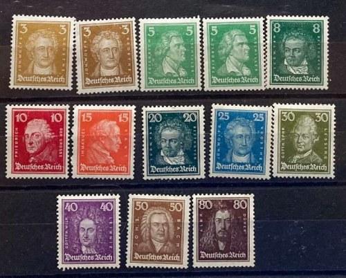 Seria znaczków z roku 1926