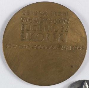 Medal Generał Broni WŁADYSŁAW SIKORSKI