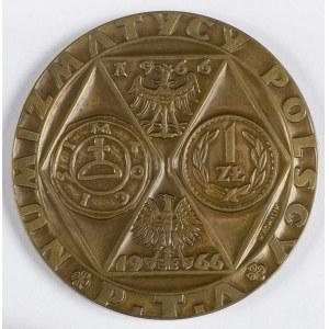 1000 lat MONETY POLSKIEJ - 1966