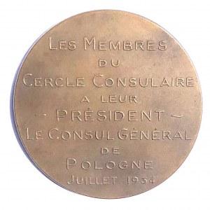 GEORGES VAXELAIRE - 1934 (polonicum!)