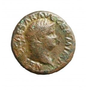 RZYM-CESARSTWO NERON(54-68 AD)