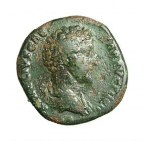 RZYM-CESARSTWO - MAREK AURELIUSZ jako caesar (139-161 AD)
