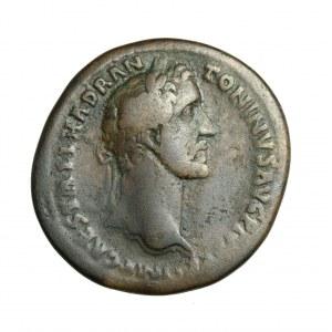 RZYM-CESARSTWO - ANTONINUS PIUS(138-161 AD)